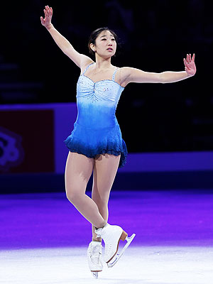 Bumped Olympic Skater Mirai Nagasu: I'm Devastated and Confused