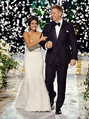 The Bachelor's Sean and Catherine: Inside Their Wedding