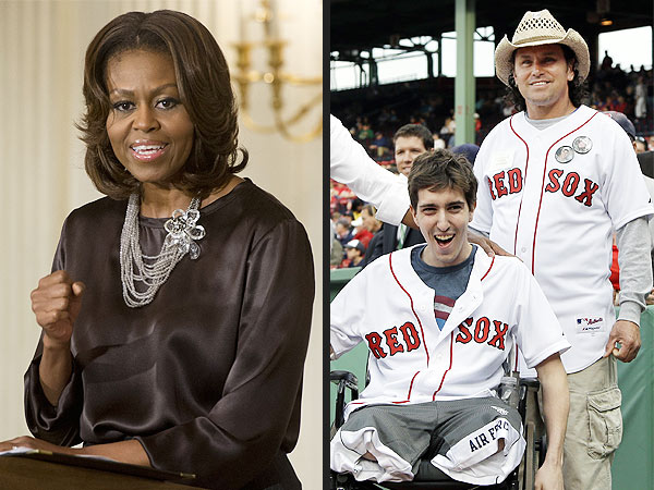 Boston Bombing Survivors Will Join the First Lady at State of the Union Speech | Boston Marathon Bombing, Michelle Obama