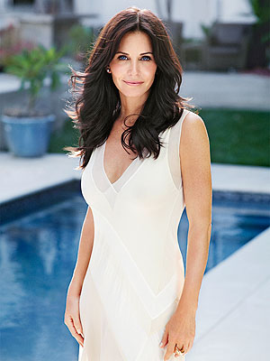 Courteney Cox on Her Ex, David Arquette: I Want Him to Be Happy | Courteney Cox
