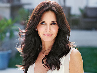 Courteney Cox on Her Ex, David Arquette: I Want Him to Be Happy   Courteney Cox