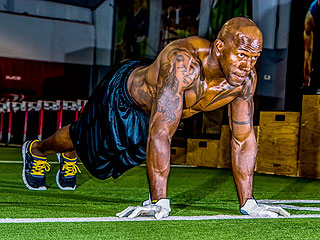 How Donald Driver Stays Sexy: His Top 5 Workout Moves