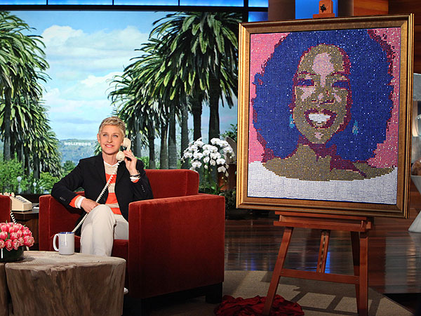 What Did Ellen DeGeneres Give Oprah for Her 60th Birthday?