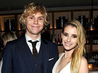 Emma Roberts: Fiancé Evan Peters 'Thought I Was So Weird'