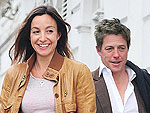 Hugh Grant Is a Father for the Third Time