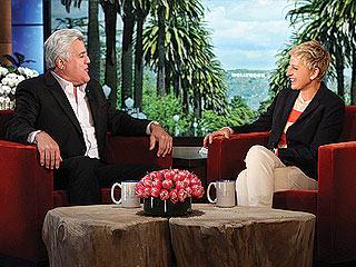 Jay Leno on Leaving The Tonight Show: 'I Can Go Out on a School Night' | The Ellen DeGeneres Show, Ellen DeGeneres, Jay Leno