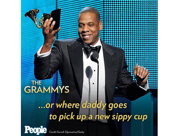 If We Handed Out Prizes at the Grammy Awards …