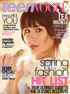Lea Michele on Dating Again: 'I'm Not Quite There Yet'| Couples, Death, Glee, Cory Monteith, Lea Michele