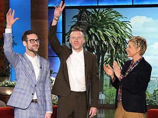 Macklemore Thanks Ellen DeGeneres for 'Same Love' Success