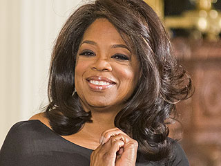 'Ride, Baby, Ride!' Oprah Celebrates 60th Birthday with a Spin Class | Oprah Winfrey