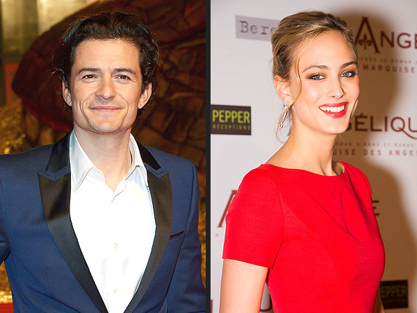 Orlando Bloom and French Actress Nora Arnezeder: Are They Dating?