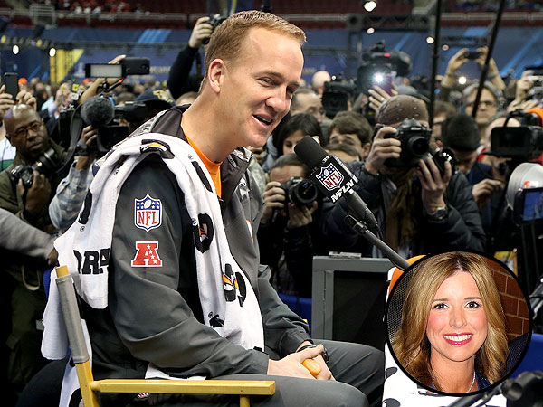 Peyton Manning Reveals His Super Bowl Good Luck Charms