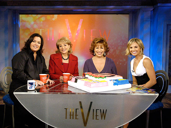 Rosie O'Donnell Is Returning to The View – as a Guest| The View, Barbara Walters, Elisabeth Hasselbeck, Rosie O'Donnell