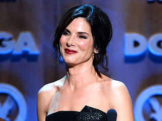 Sandra Bullock Jokes: My Son Has 'Damage' From Watching Me Film Gravity