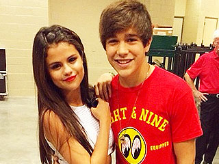 Austin Mahone: I'm Not Dating Selena Gomez, But She Is 'Really Pretty' | Austin Mahone, Selena Gomez