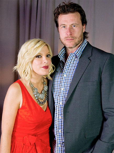 Tori Spelling Secretly Hospitalized During Marriage Crisis