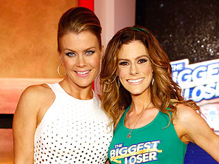 Alison Sweeney Remembers The Biggest Loser Finale's Special Moments