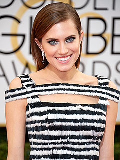 Allison Williams Would 'Walk Away From' Her Career for Kids | Allison Williams