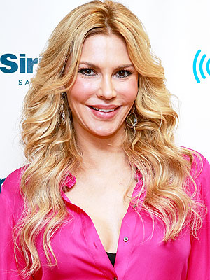 Brandi Glanville: 'It Takes A Strong Man to Date Me'