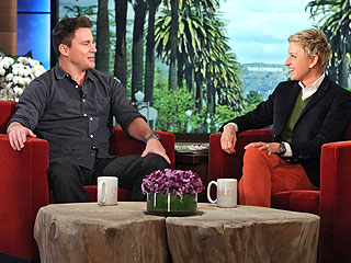 Channing Tatum: I'm 'Fat and Happy' These Days | Channing Tatum