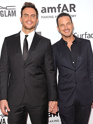 Cheyenne Jackson Engaged to Jason Landau
