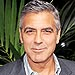 George Clooney Won't Tweet Because, He Says, 'I Like to Have a Drink at Night'