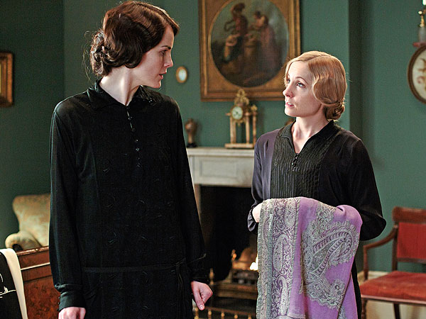 Downton Abbey Recap Season 4 Episode 6