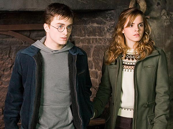 J.K. Rowling Confesses: Hermione Should Have Ended Up with Harry