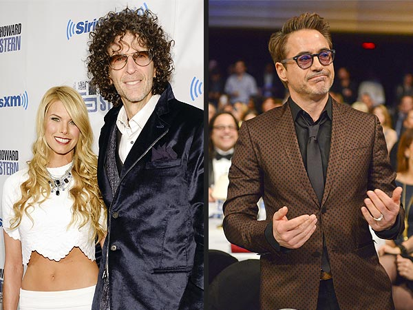 Howard Stern's Wild Birthday Bash: 'Being 60 Is Not a Bad Thing'