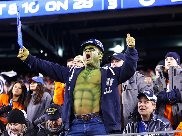 David Beckham, Anthony Kiedis & More Shirtless Men of the Super Bowl| Red Hot Chili Peppers, Super Bowl XLVIII, Danica Patrick, David Beckham, Terry Crews