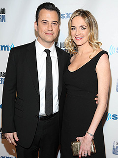 Jimmy Kimmel Molly McNearney Welcome Daughter Jane