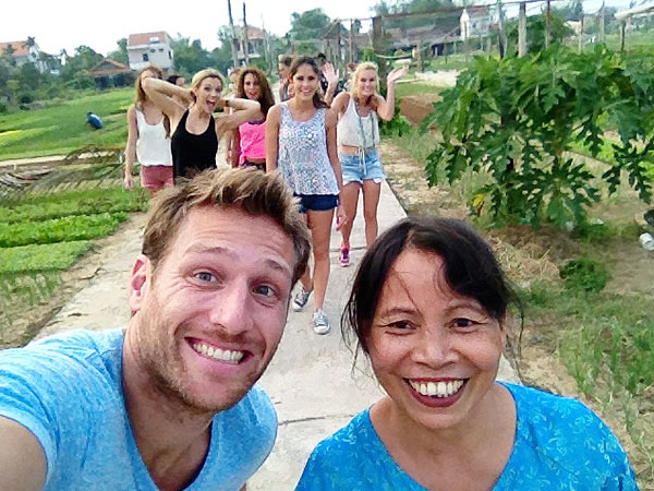 Juan Pablo's Bachelor Blog: I Made a Mistake with Clare in Vietnam| Celebrity Blog, Vietnam, The Bachelor, Chris Harrison, Juan Pablo Galavis