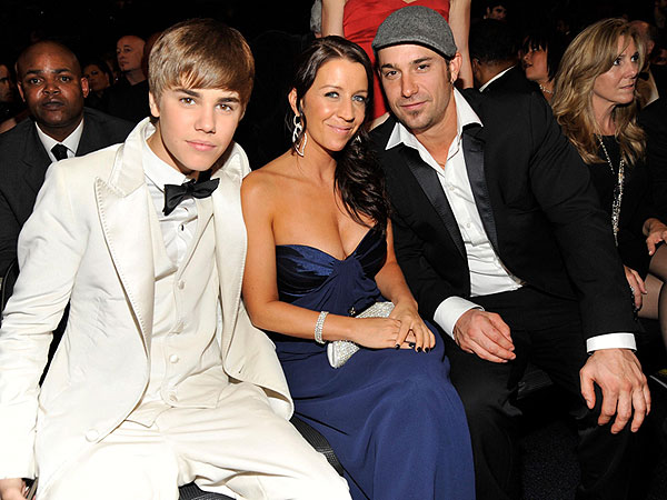 Where Are Justin Bieber's Parents?