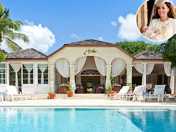 Kate's Mustique Vacation: Inside Her Caribbean Vacation with Prince George