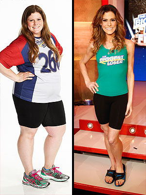 The Biggest Loser Winner Rachel Frederickson's Trainer Speaks Out About Her Weight Loss| The Biggest Loser, Bodywatch, Rachel Frederickson