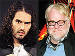 Russell Brand Decries Drug Laws and Addiction Stigma | Philip Seymour Hoffman, Russell Brand