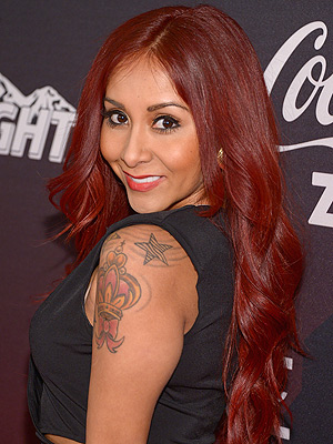 Snooki: It Would Be Weird If My Son, Lorenzo, Dated JWoww's Daughter