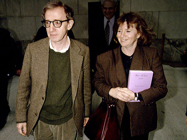 Dylan Farrow's Brother Moses Defends Woody Allen| Scandals & Feuds, Dylan Farrow, Mia Farrow, Ronan Farrow, Woody Allen