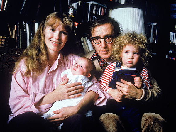 Why Woody Allen Wasn't Prosecuted after Abuse Allegations by Daughter| Crime & Courts, Mia Farrow, Woody Allen