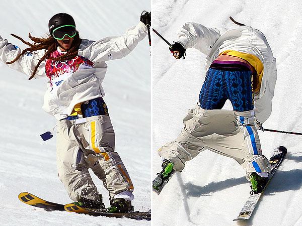 Henrik Harlaut Slopestyle Sochi