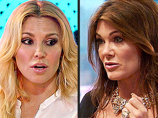 RHOBH's Brandi Glanville on Lisa Vanderpump: 'She's Playing All of Us' | Brandi Glanville, Lisa Vanderpump