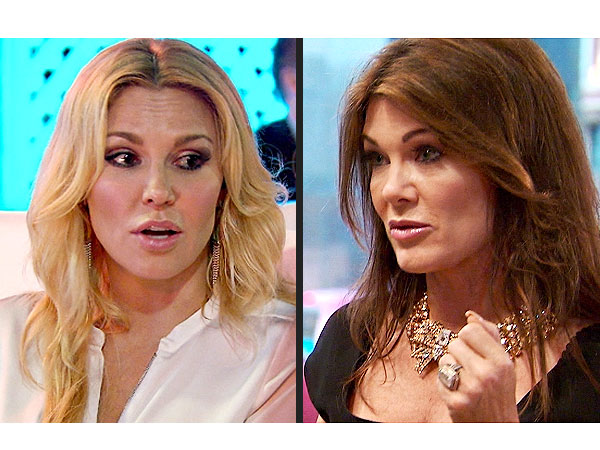 RHOBH: The Housewives Turn on Lisa Vanderpump in Puerto Rico
