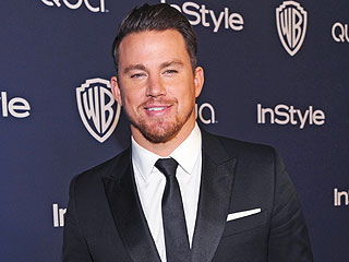 PHOTO: Channing Tatum's Magic Mike 2 Inspiration Is a Bust of ... | Channing Tatum