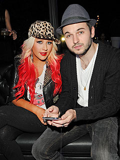 Christina Aguilera Is Engaged to Matt Rutler | Christina Aguilera