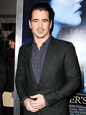 Colin Farrell Is Thankful He Still Had Friends After His 'Wild Years' |