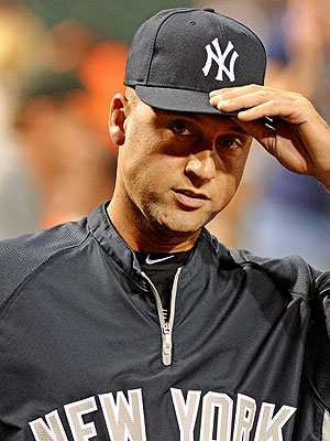 Derek Jeter to Retire from Baseball