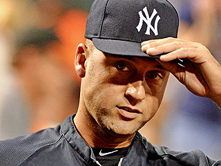 He's Out: Yankee Derek Jeter Will Retire After This Season