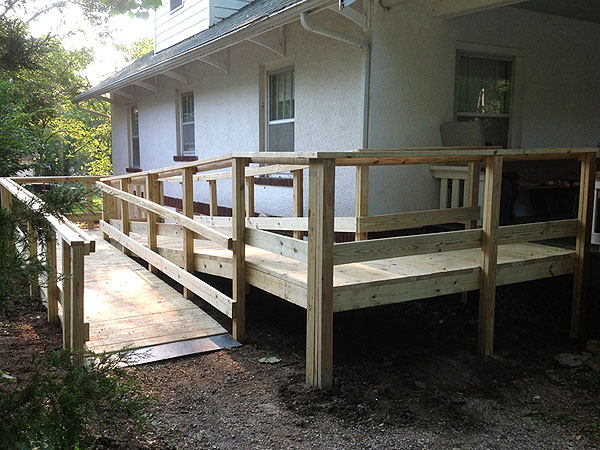 Eugene Westerhouse Builds Wheelchair Ramps for Disabled People | Heroes Among Us, Good Deeds, Real People Stories, Real Heroes