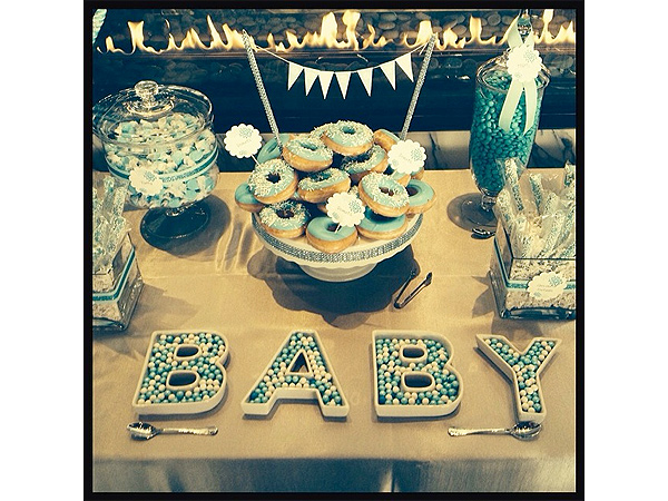 Gwen Stefani Pregnant Baby Shower