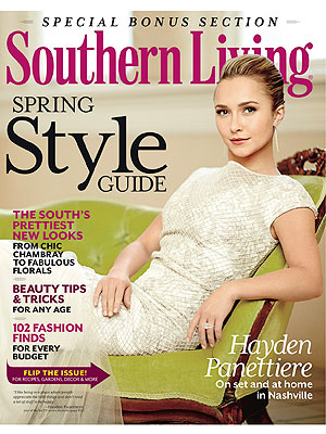 Hayden Panettiere: 'Living in Nashville Gives Me a Sense of Normalcy'| Nashville, Nashville, Hayden Panettiere